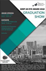 Flyer Graduation Show Fotovakschool